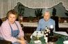 Oma Mariechen tief in den 80\'ern