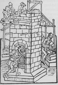 Mittelalterlicher Burgbau