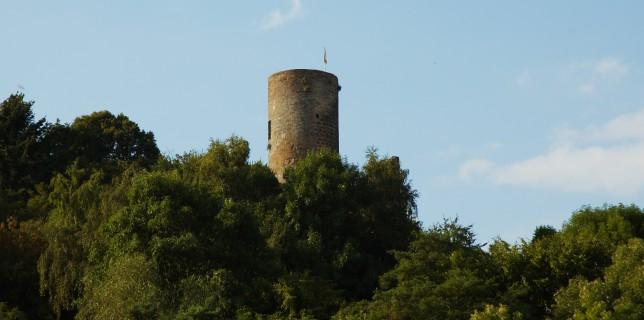 27-Die Burg Mellnau